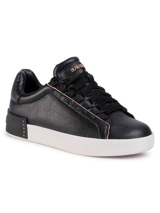 SuperTrash Laisvalaikio batai Lina Ced W 2011 001505 Juoda