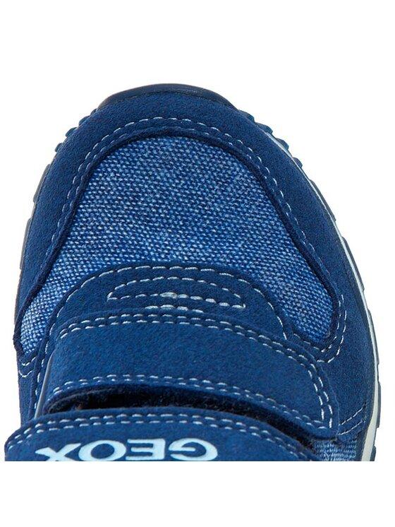 Geox Geox Κλειστά παπούτσια J Pavel C J6215C 010AF C4011 Μπλε