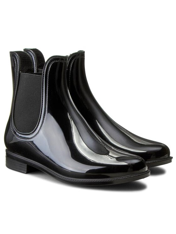 Calvin Klein Calvin Klein Bottes de pluie Lulu N11421 Noir