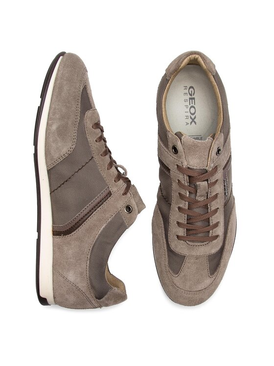 Geox Geox Laisvalaikio batai U Clement B U722FB 02211 C6029 Pilka