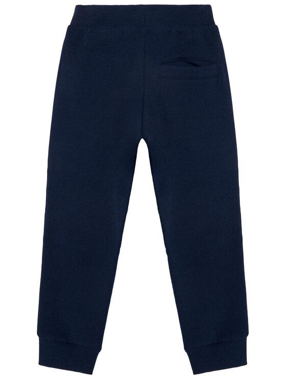 Timberland Timberland Spodnie dresowe T24B05 D Granatowy Regular Fit