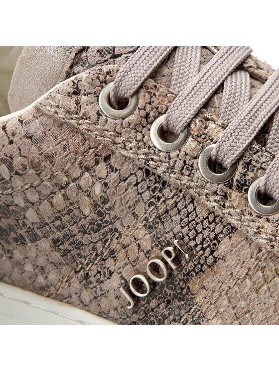 Joop! Joop! Sneakersy Elaia 4140003342 Hnedá