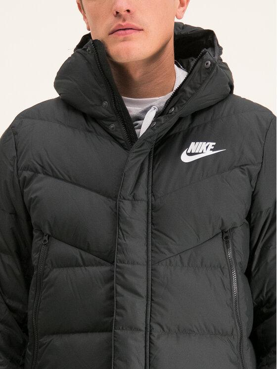 Nike Nike Daunenjacke Sportswear Windrunner Down Fill AA8853 Schwarz Standard Fit