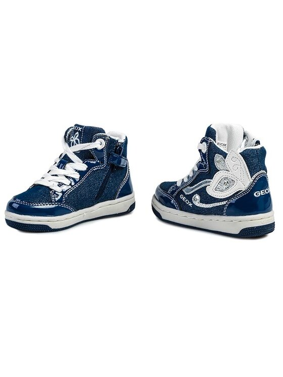 Geox Geox Boots J Creamy C J42L5C 0ASHH C4005 Bleu