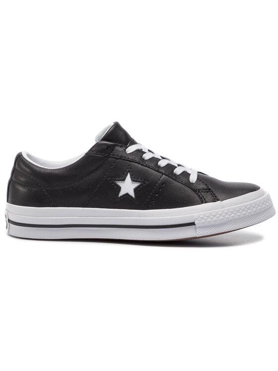 Converse Converse Гуменки One Star Ox 163385C Черен