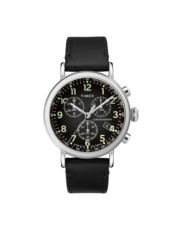 Timex Laikrodis Standard TW2T21100 Juoda