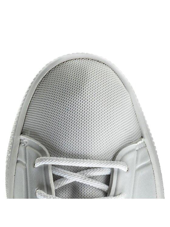 Puma Puma Сникърси Basket Classic Sock Lo 365370 02 Бял