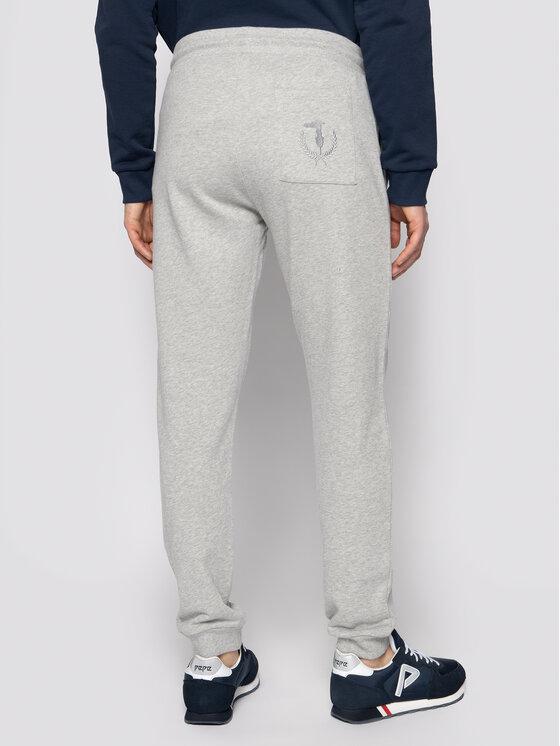 Trussardi Jeans Trussardi Jeans Teplákové nohavice 52P00117 Sivá Regular Fit