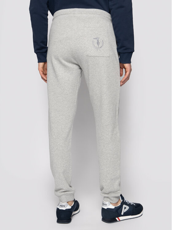 Trussardi Trussardi Παντελόνι φόρμας 52P00117 Γκρι Regular Fit