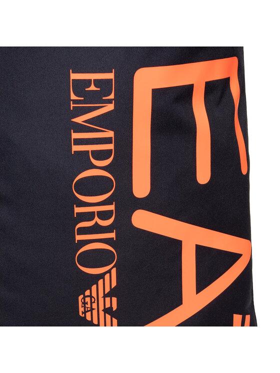 EA7 Emporio Armani EA7 Emporio Armani Vak na stahovací šňůrky 275973 CC980 09239 Tmavomodrá