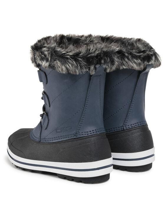 CMP CMP Cizme de zăpadă Kids Anthilian Snow Boot Wp 30Q4594 Bleumarin