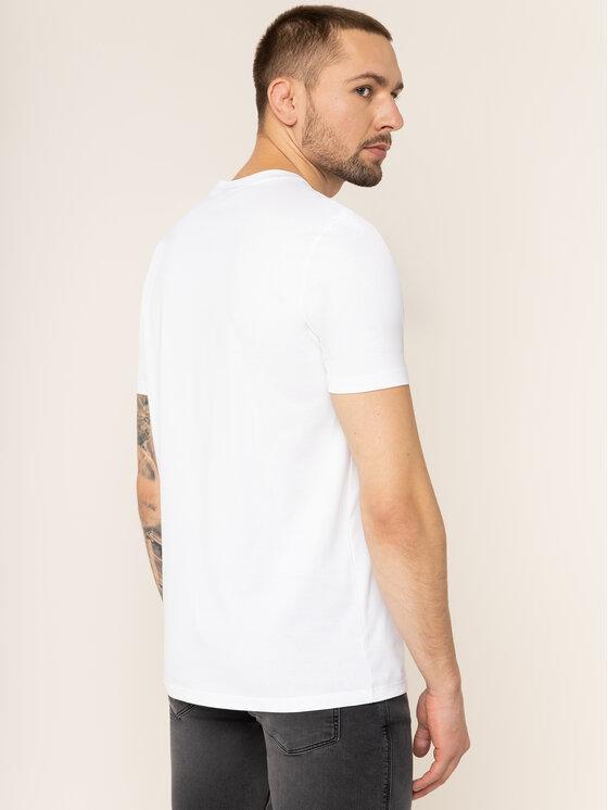 Hugo Hugo T-shirt 50417216 Blanc Regular Fit