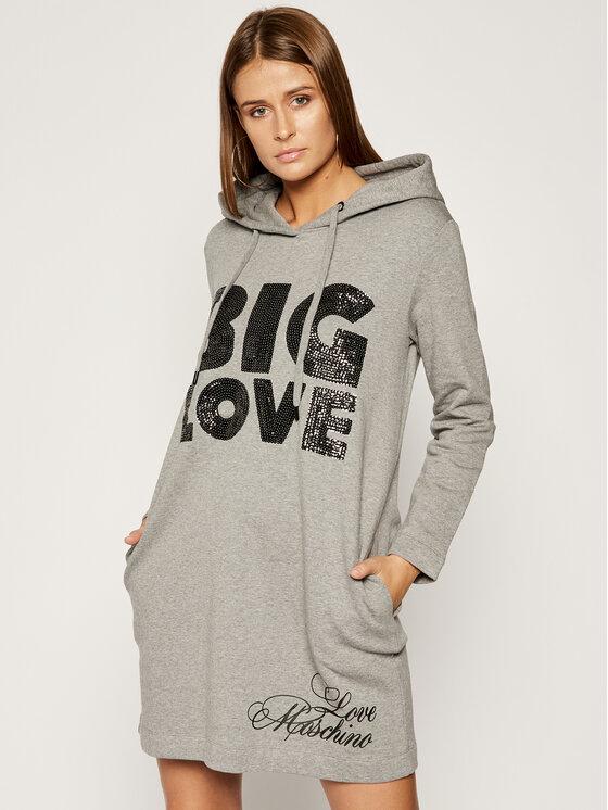 LOVE MOSCHINO LOVE MOSCHINO Robe en tricot W5B1901E2117 Regular Fit