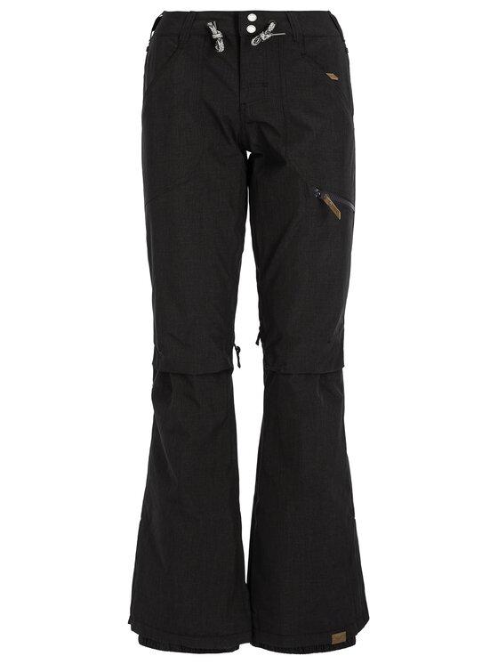Roxy Roxy Skihose Nadia ERJTP03087 Schwarz Tailored Fit