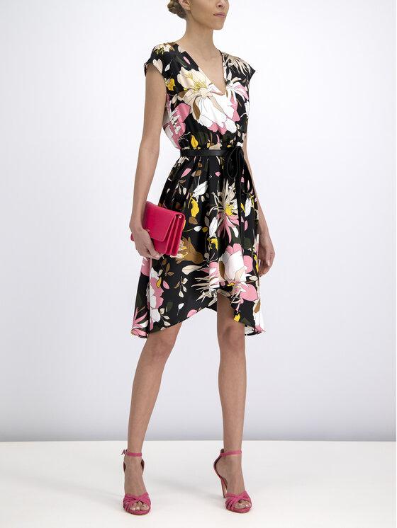 Liu Jo Liu Jo Лятна рокля C19256 T2315 Черен Regular Fit