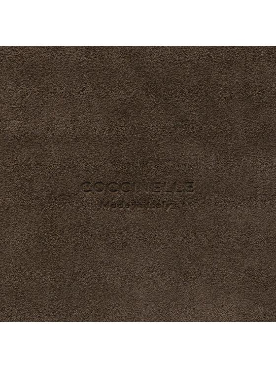 Coccinelle Coccinelle Torebka GE6 Mila Suede E1 GE6 11 02 01 Zielony