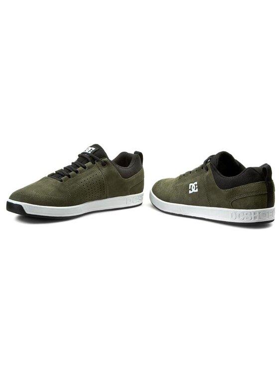 DC DC Обувки Lynx ADYS100101 Зелен