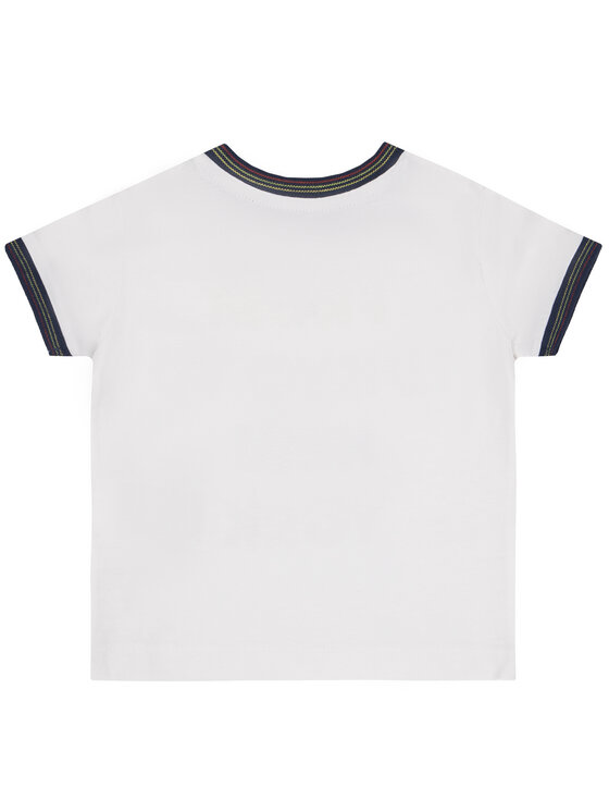 Mayoral Mayoral Komplet 2 t-shirtów 1028 Kolorowy Regular Fit