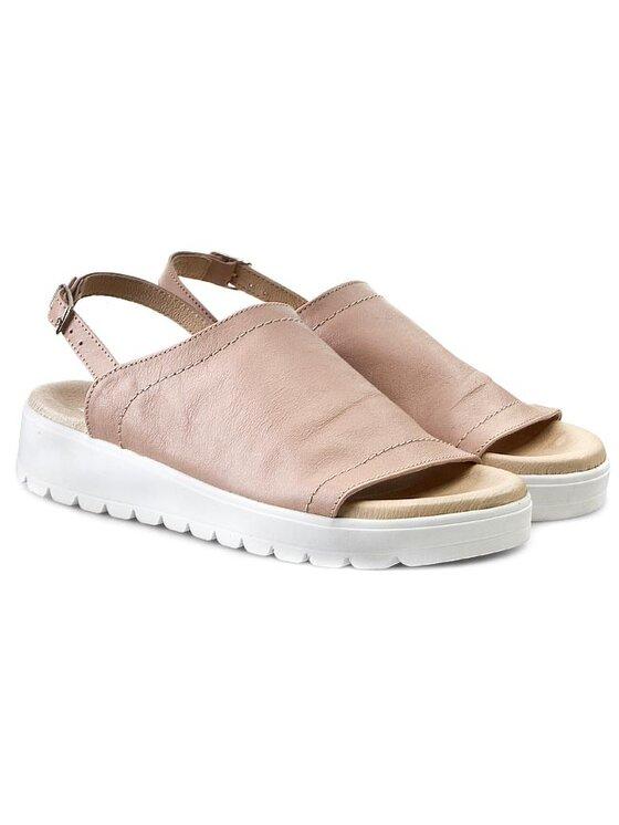 Carinii Carinii Sandále B2734 Ružová