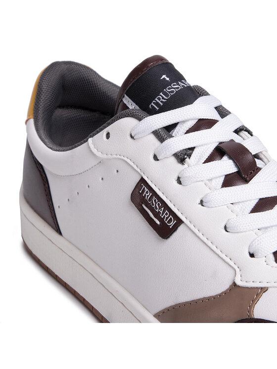 Trussardi Trussardi Jeans Sneakers 77A00271 Bianco