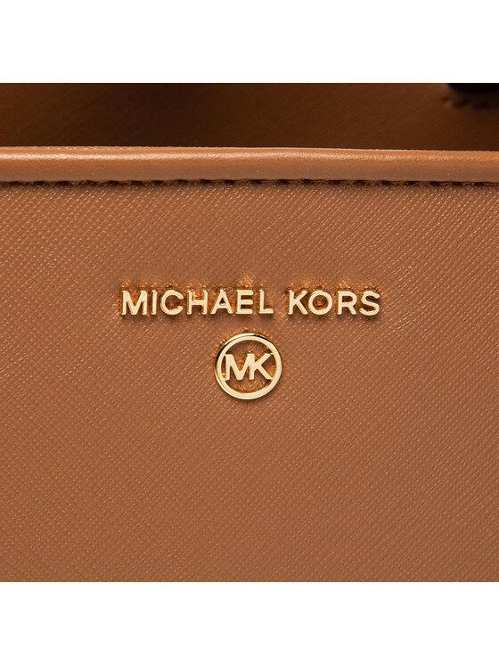 MICHAEL Michael Kors MICHAEL Michael Kors Torebka Cleo 30F1G9CS1L Brązowy