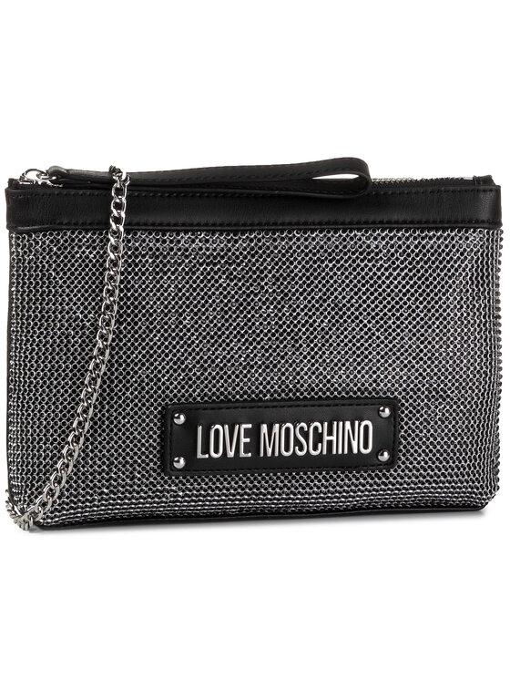 LOVE MOSCHINO LOVE MOSCHINO Torebka JC4050PP1ALH100A Czarny
