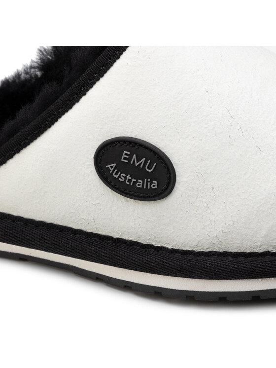 EMU Australia EMU Australia Klapki Joy Crackle W12375 Biały