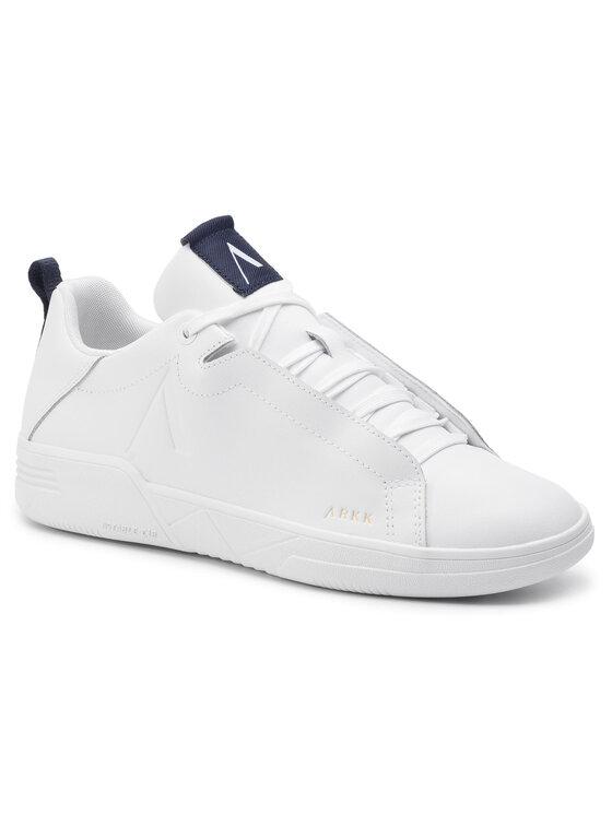 ARKK Copenhagen Laisvalaikio batai Uniklass Leather S-C18 IL4601-1052-M Balta