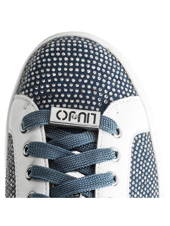 Liu Jo Liu Jo Sneakers Sneaker Rose B18019 T2030 Bleu marine