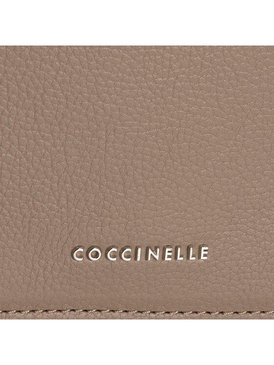 Coccinelle Coccinelle Borsa AG3 Leopoldine Soft E1 AG3 12 01 01 Marrone