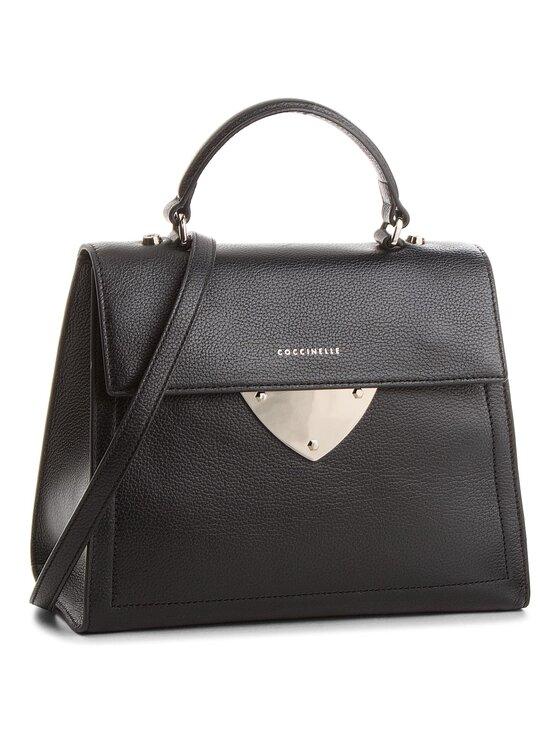 Coccinelle Coccinelle Дамска чанта A05 B14 E1 A05 18 03 N0 Черен