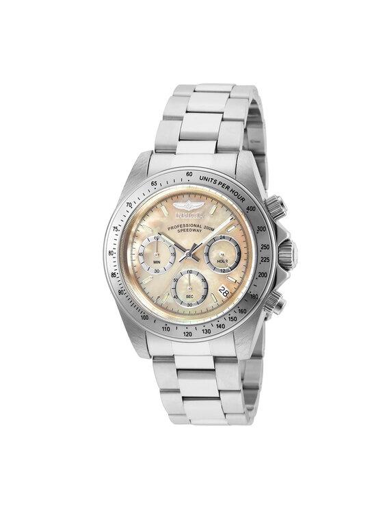 Invicta Watch Laikrodis 28666 Sidabrinė
