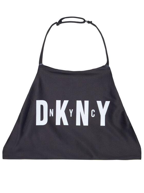 DKNY DKNY Strój kąpielowy D37105 S Żółty