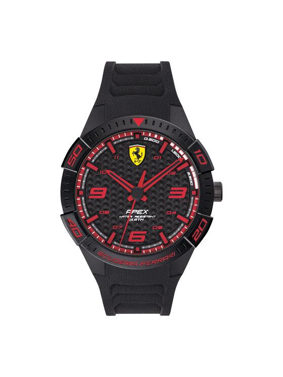 Scuderia Ferrari Laikrodis Apex 0830662 Juoda