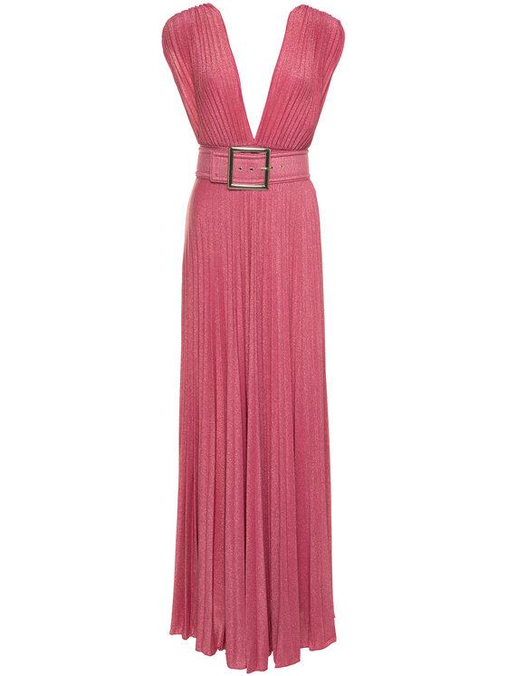 Elisabetta Franchi Elisabetta Franchi Vakarinė suknelė AB-031-02E2-V449 Rožinė Regular Fit