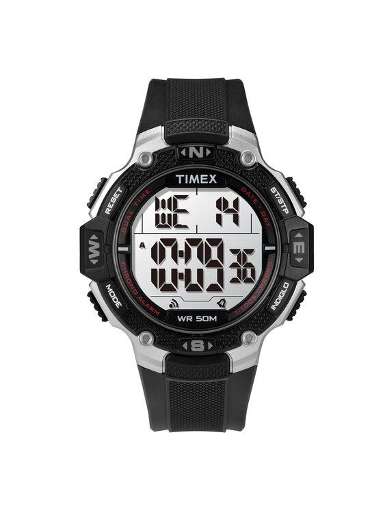 Timex Laikrodis Rugged TW5M41200 Juoda