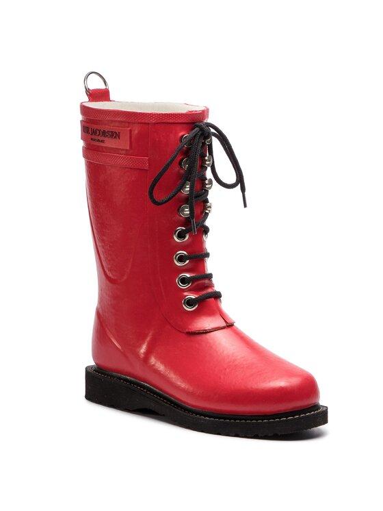 Ilse Jacobsen Ilse Jacobsen Bottes de pluie RUB15 Rouge
