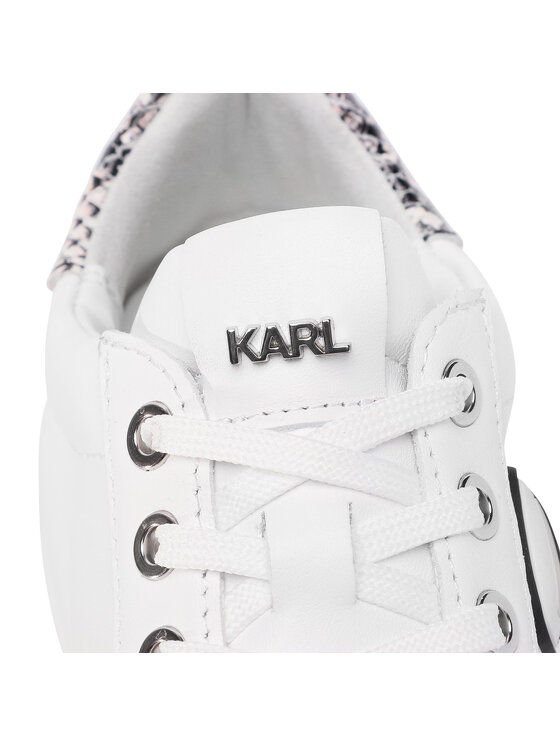 KARL LAGERFELD KARL LAGERFELD Sportcipő KL62530 Fehér
