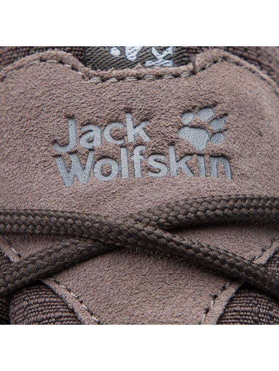 Jack Wolfskin Jack Wolfskin Trekkingschuhe Vojo Hike 2 Texapore Low M 4032361 Grau