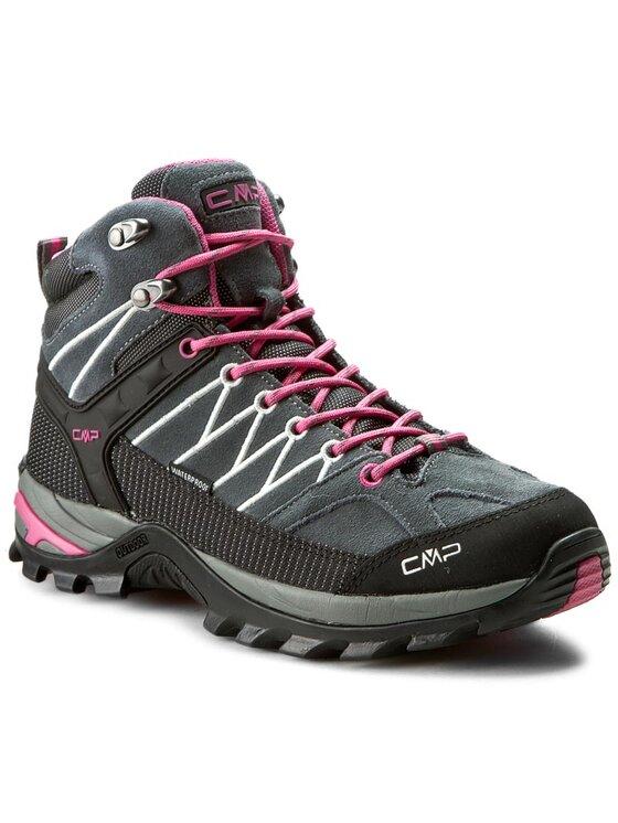 CMP CMP Turistiniai batai Rigel Mid Wmn Trekking Shoes Wp 3Q12946 Pilka