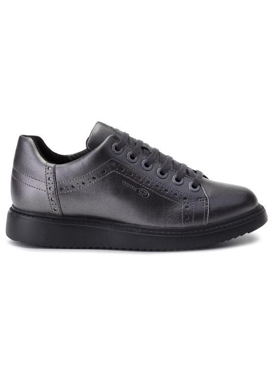 Geox Geox Sneakersy D Thymar A D944BA 000NF C9002 Sivá