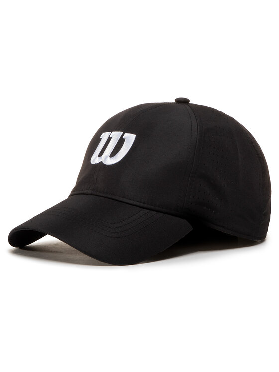 Wilson Kepurė su snapeliu Ultralight Tenis Cap WRA777102 Juoda