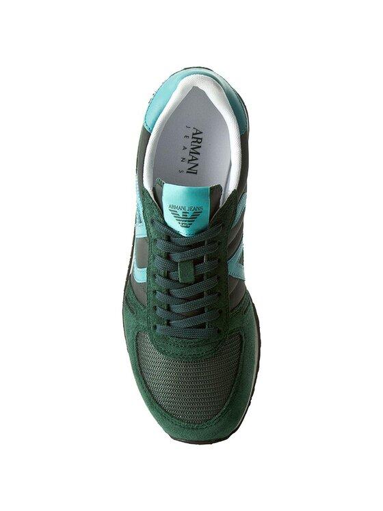 Armani Jeans Armani Jeans Sneakers 935027 7P420 11885 Verde