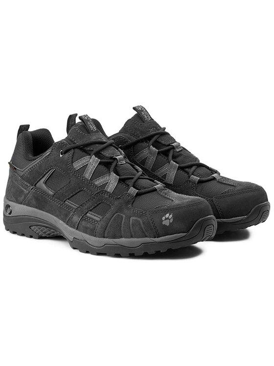Jack Wolfskin Jack Wolfskin Обувки Vojo Hike Texapore Men 4011381-6101080 Черен