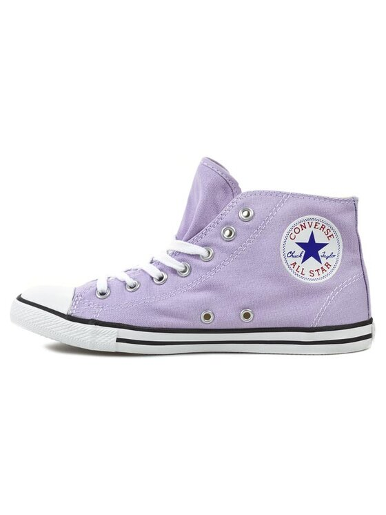 Converse Converse Sneakers CT Dainty Mid 542511F Μωβ