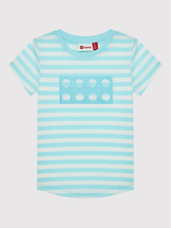 LEGO Wear Marškinėliai 11010106 Mėlyna Regular Fit