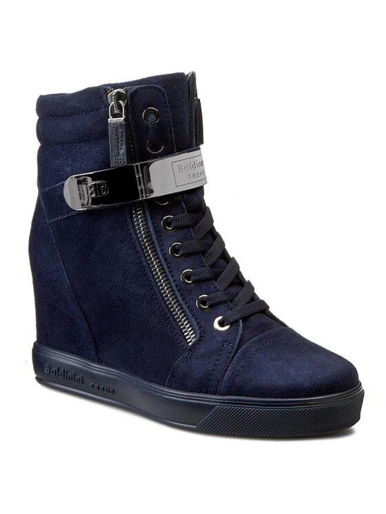 Baldinini Baldinini Sneakers 648436PCAMO18 F Dunkelblau