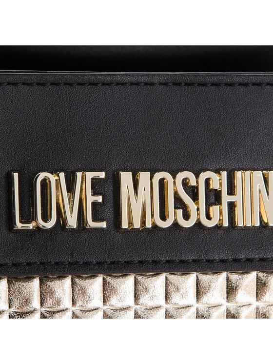 LOVE MOSCHINO LOVE MOSCHINO Torebka JC4229PP07KD100B Czarny