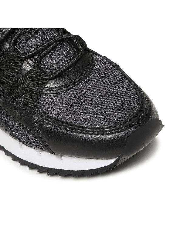 EA7 Emporio Armani EA7 Emporio Armani Sneakersy XSX013 XOT32 N543 Czarny