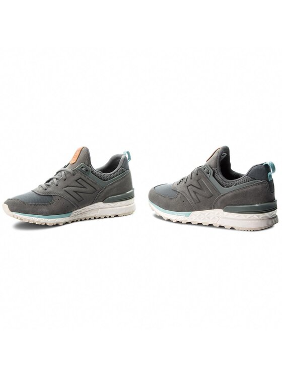 New Balance New Balance Sneakersy WS574PMB Šedá